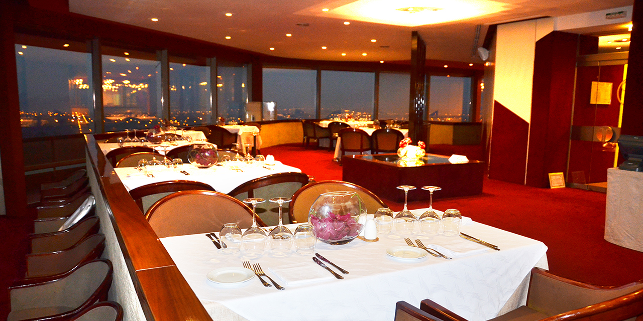 Diner Restaurant Panoramique